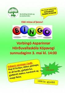 vor bingo 2015
